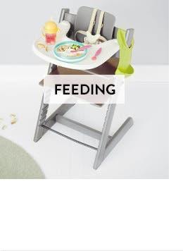 Feeding.