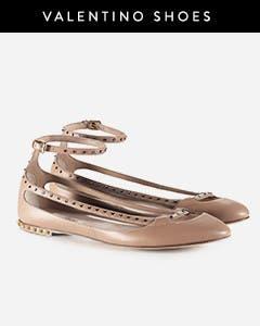 Valentino shoes.
