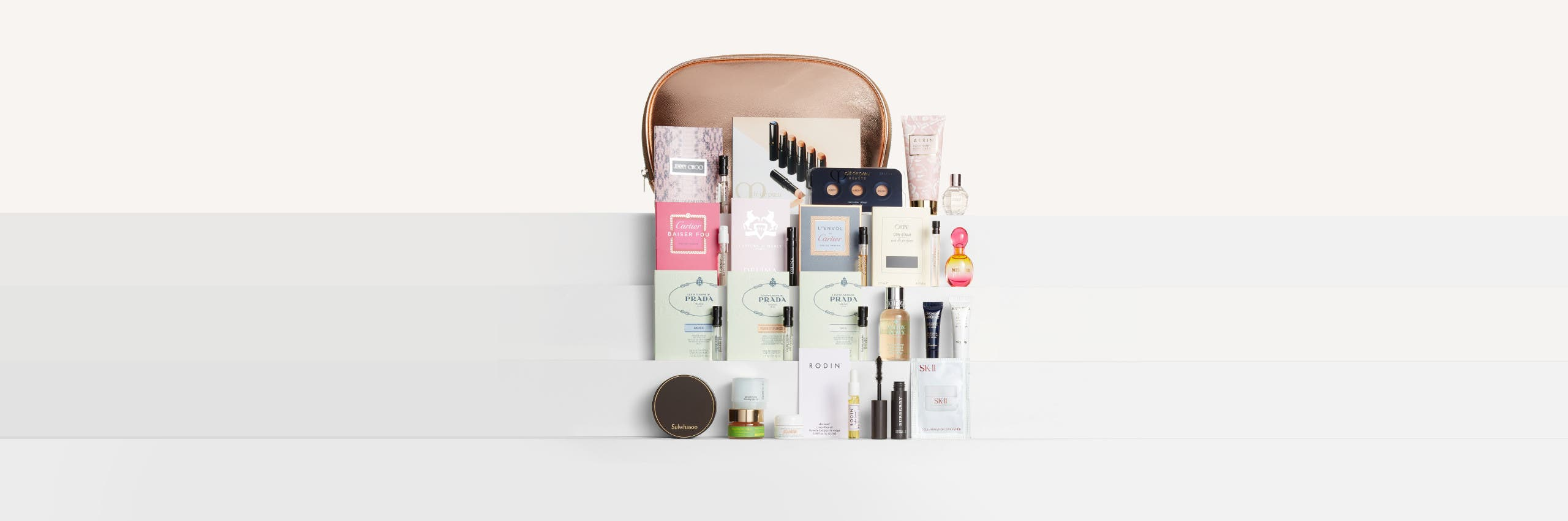 Free 23-piece gift with purchase. A $247 value.