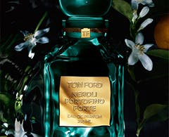 Tom Ford for men and women.