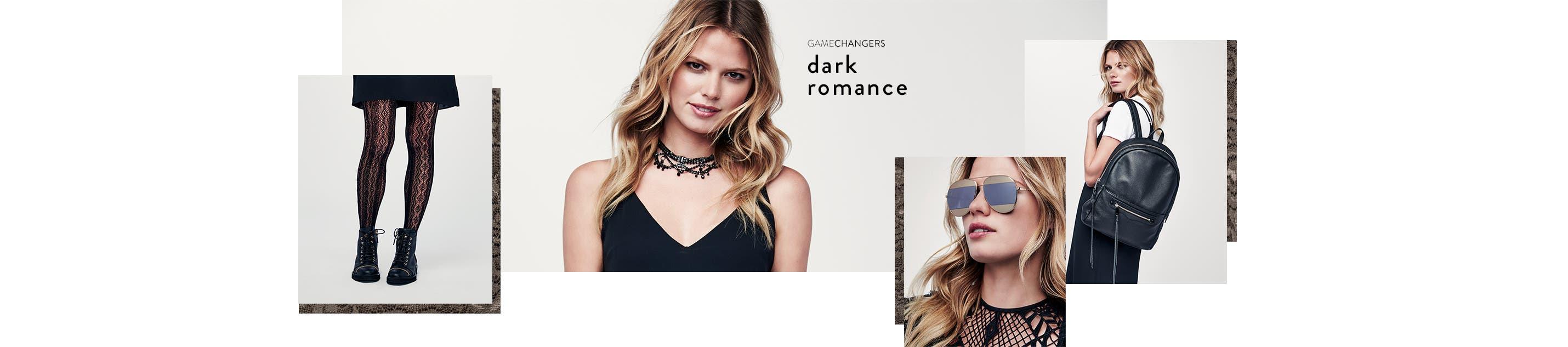 Gamechangers: gothic jewelry.
