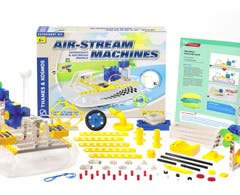 THAMES & KOSMOS AIR-STREAM MACHINES BUILDING SET