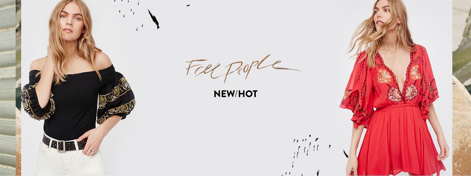 Free People new arrivals for summer.