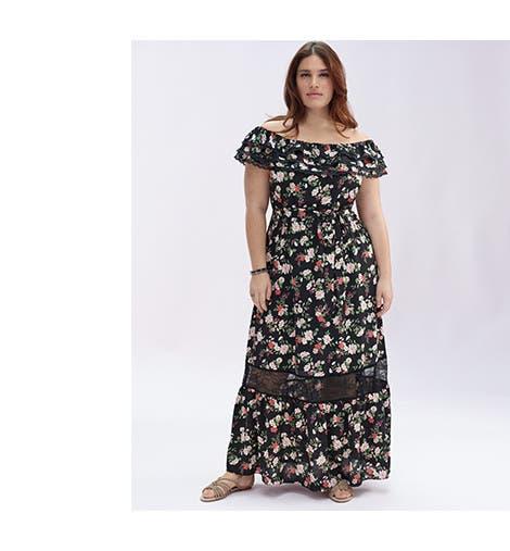Plus-Size Vacation Clothing