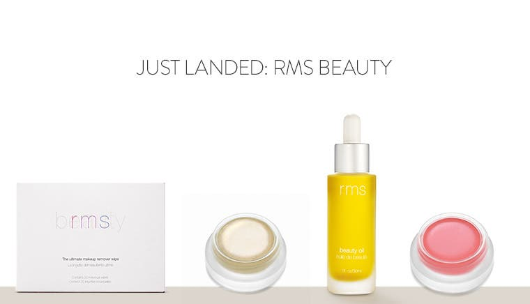 Just landed: RMS Beauty.