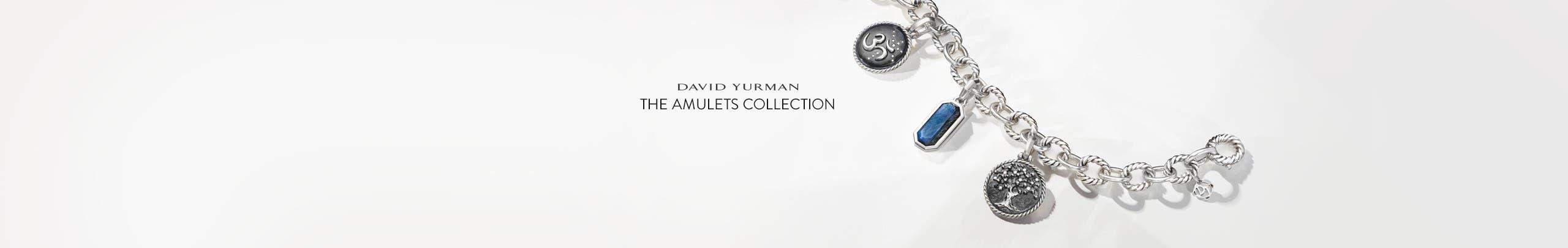 David Yurman: The Amulets Collection.