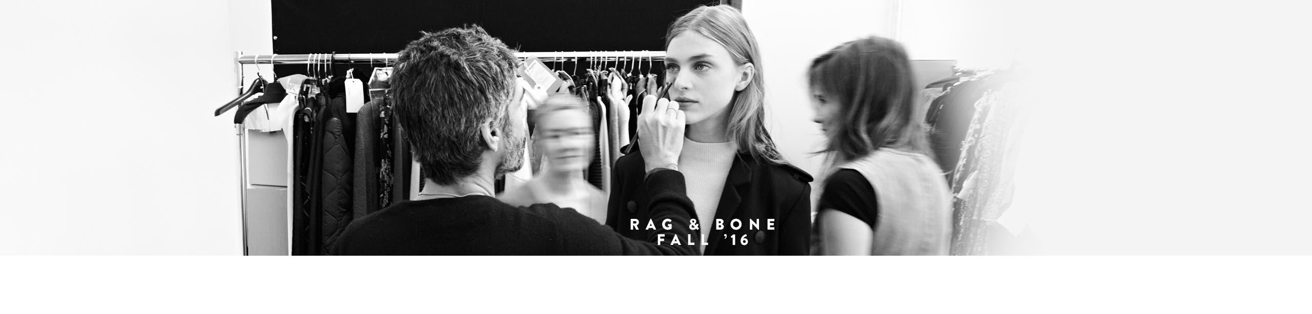 rag & bone fall '16 for women.