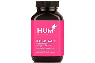 Hum Nutrition gift with purchase.