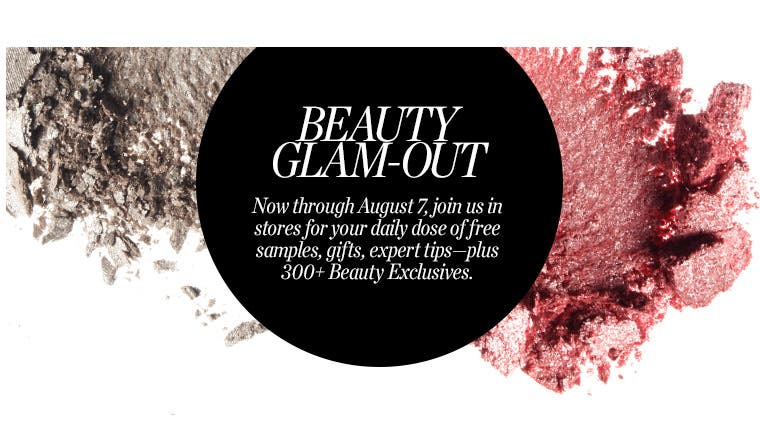 Join us in stores for your daily dose of free samples, gifts, expert tips—plus 300+ Beauty Exclusives.