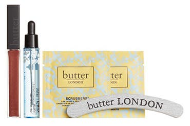 butter LONDON gift with purchase.