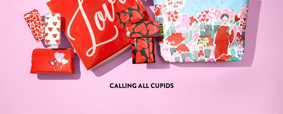 Calling all cupids.
