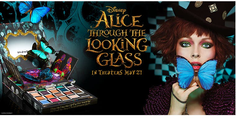 Urban Decay: Alice Through the Looking Glass collection.