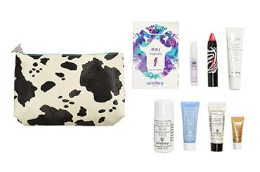 Sisley Paris gift with purchase.