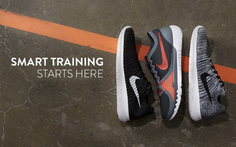 Smart training starts here.
