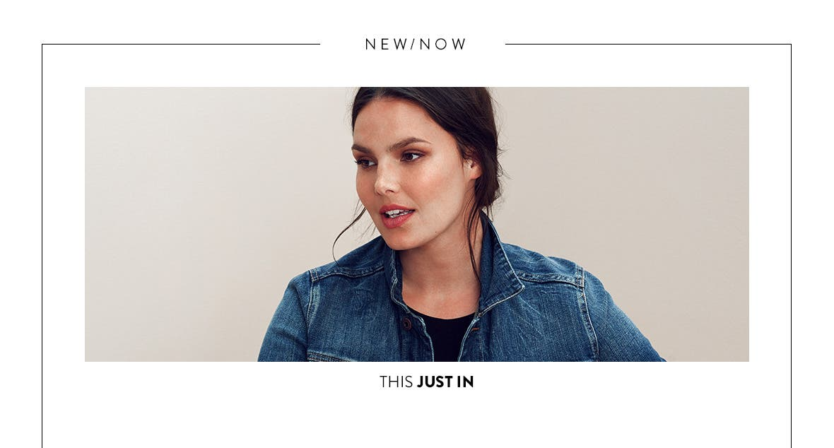 Here's the latest plus-size new arrivals.