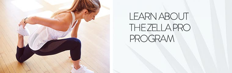 Learn about the Zella PRO program.