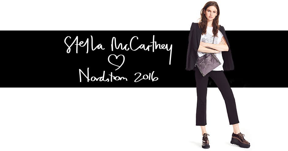 Stella McCartney x Nordstrom exclusives.