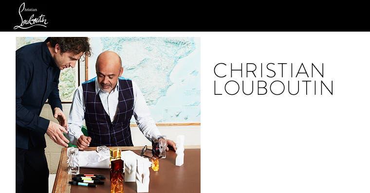 About Christian Louboutin Beauty.
