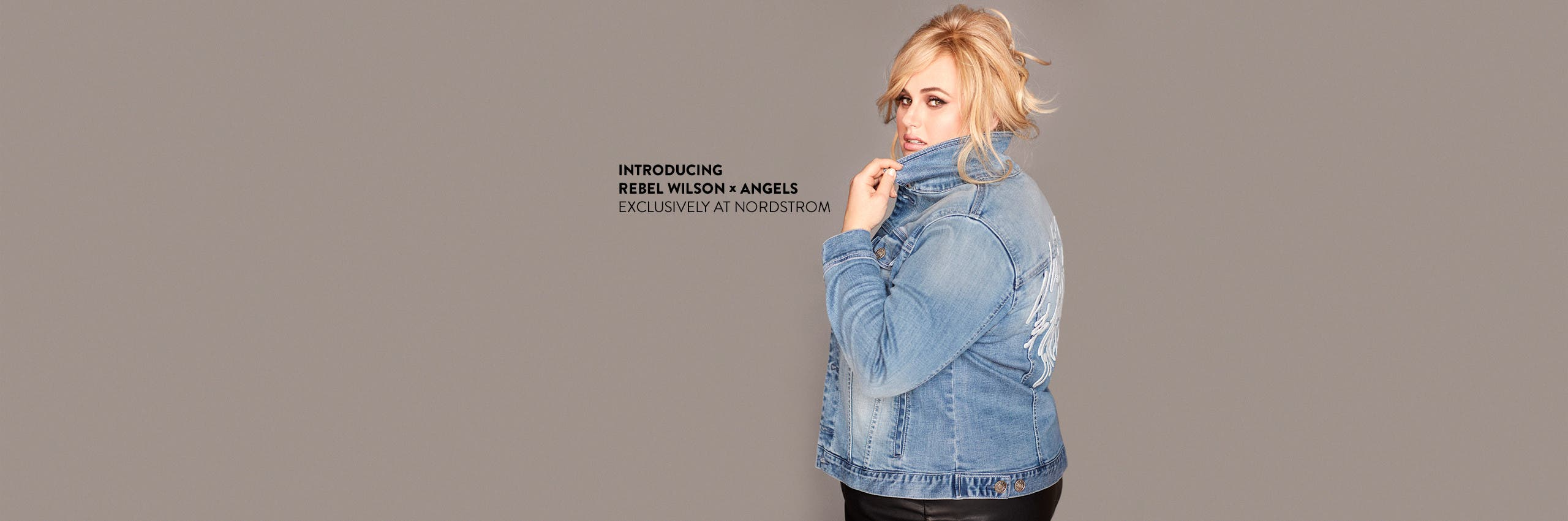 Introducing plus-size clothing from REBEL WILSON X ANGELS, exclusively at Nordstrom.