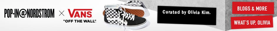 Pop-In@Nordstrom x Vans.