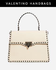 Valentino handbags.