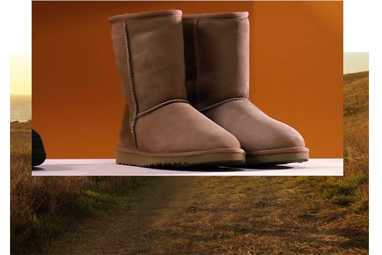 Care and cleaning of UGG boots.