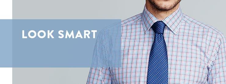Look smart.