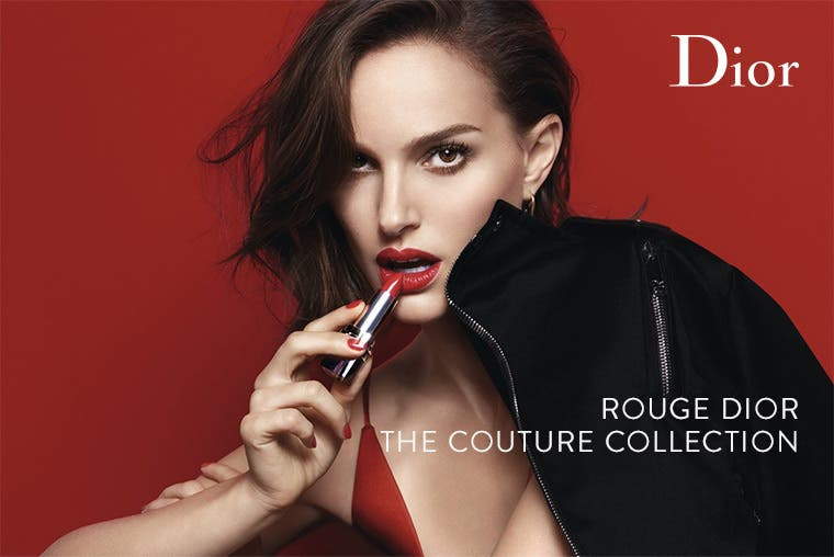 Rouge Dior: the Couture Collection.
