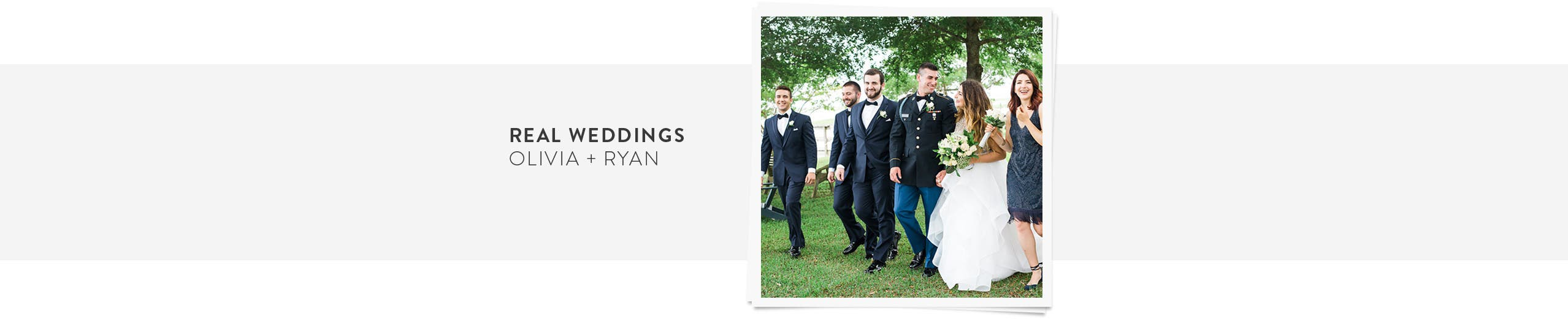 Real Weddings: Olivia and Ryan. A nautical-themed ceremony in Murrells Inlet, South Carolina.