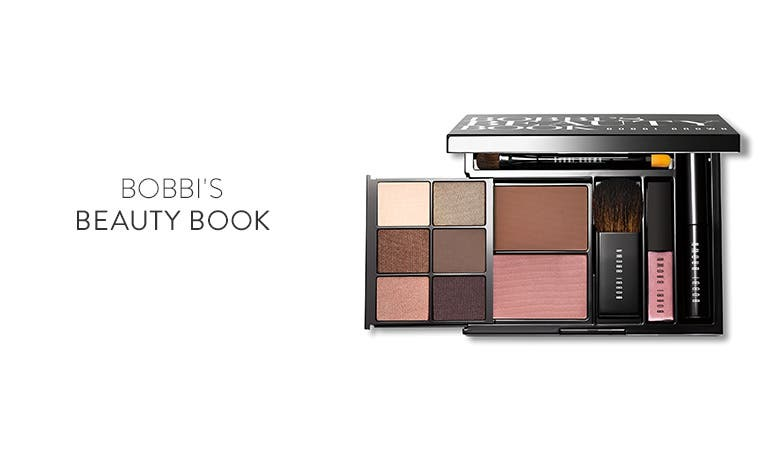 Bobbi's Beauty Book.