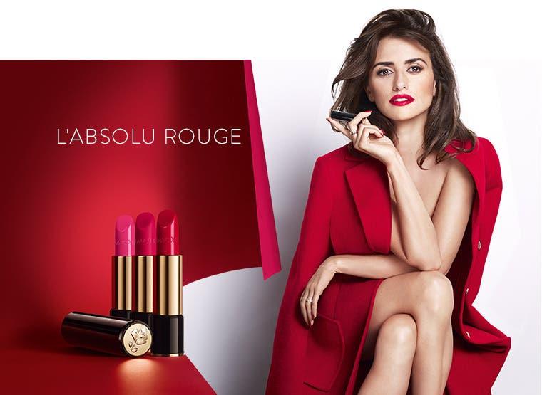 L'Absolu Rouge.