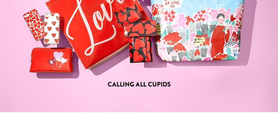 Calling all cupids.