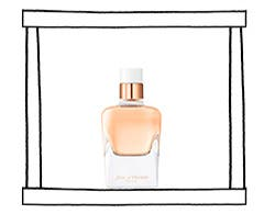 Hermès women's fragrances.
