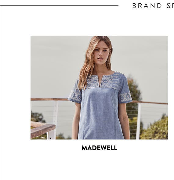 Madewell.