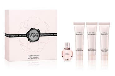 Viktor&Rolf gift with purchase.