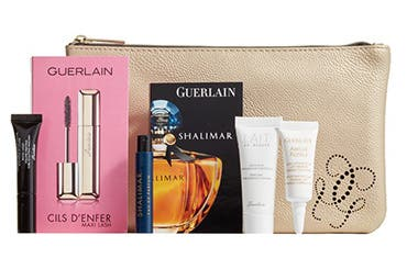 Receive a free 5piece bonus gift with your $200 Guerlain purchase