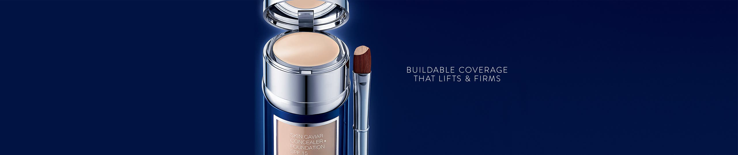 Buildable coverage that lifts and firms.
