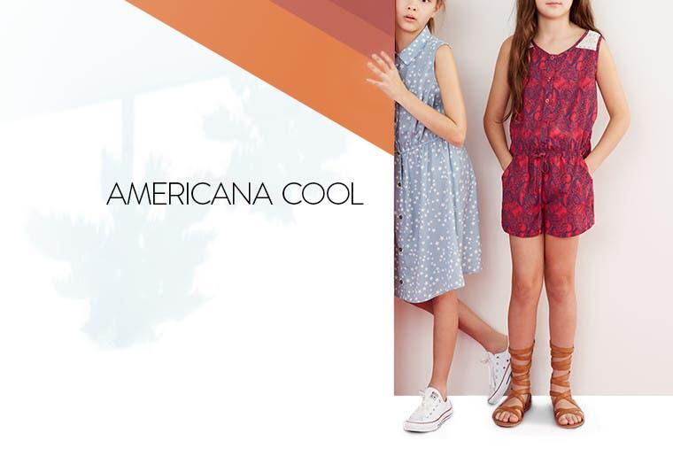 Americana-cool tween clothing.