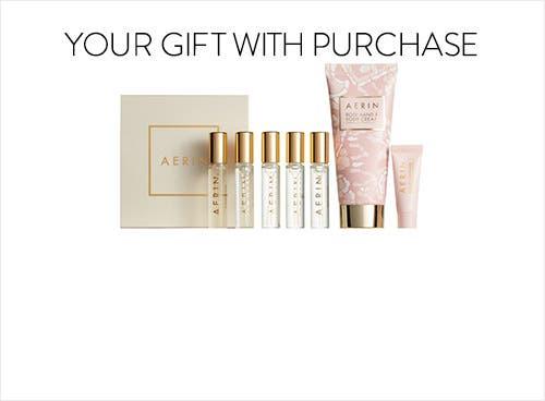 Receive a free 7-piece bonus gift with your $65 Estée Lauder purchase