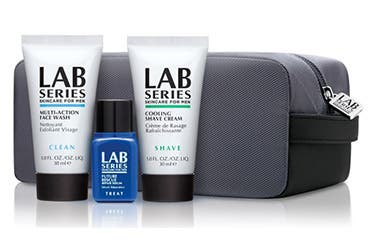 Receive a free 4-piece bonus gift with your $50 LAB SERIES purchase