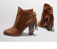 Vince Camuto women's shoes.