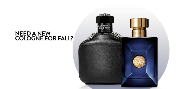 Need a new cologne for fall?