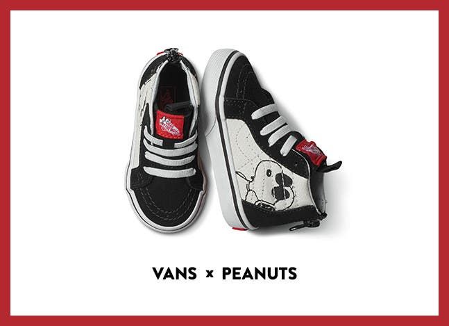 Vans shoes for kids.