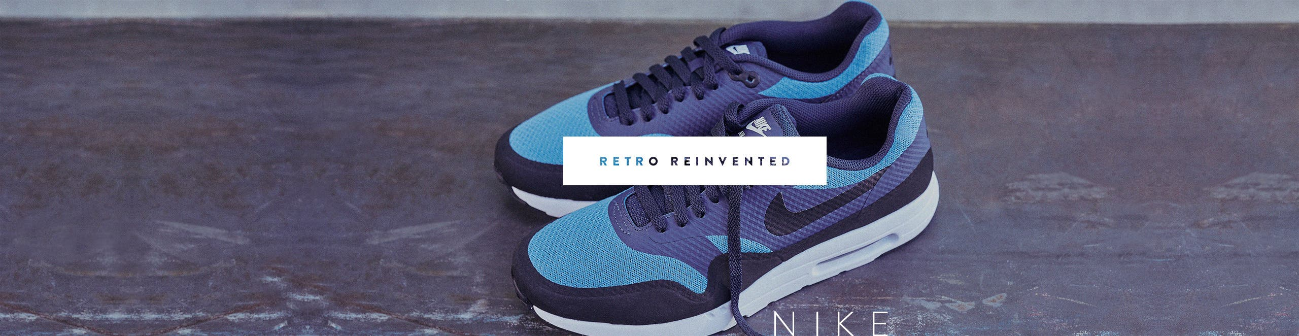 Nike men's shoes reinvent retro.