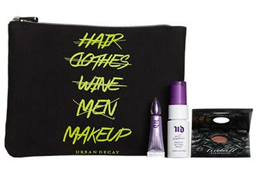 Receive a free 4-piece bonus gift with your $75 Urban Decay purchase