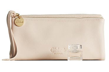 Chloé gift with purchase.