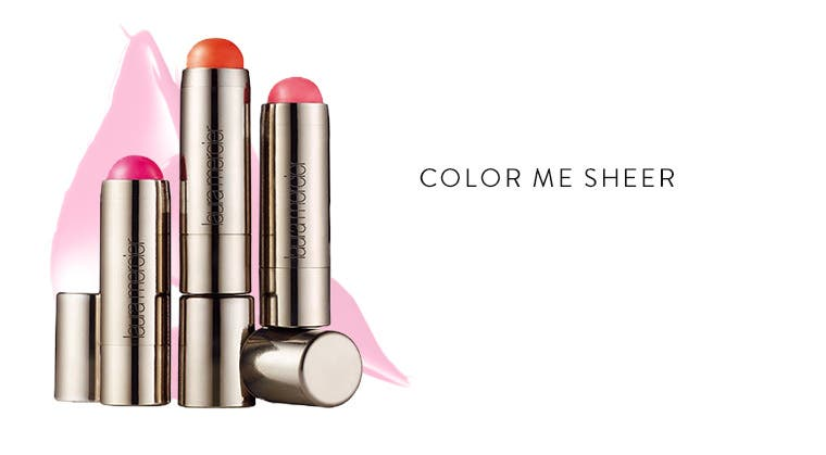 Laura Mercier Colour Dots for lips and cheeks.