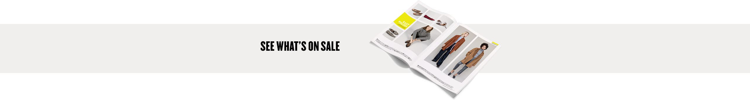 Nordstrom Anniversary Sale catalogue for men, women and kids.