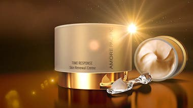 AMOREPACIFIC makeup and skincare.