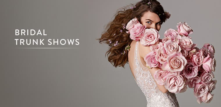 Bridal trunk shows nordstrom for Wedding dress trunk shows